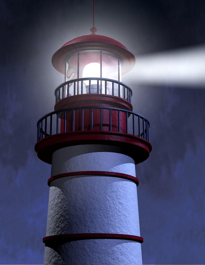 Mon père a travaillé dans un phare