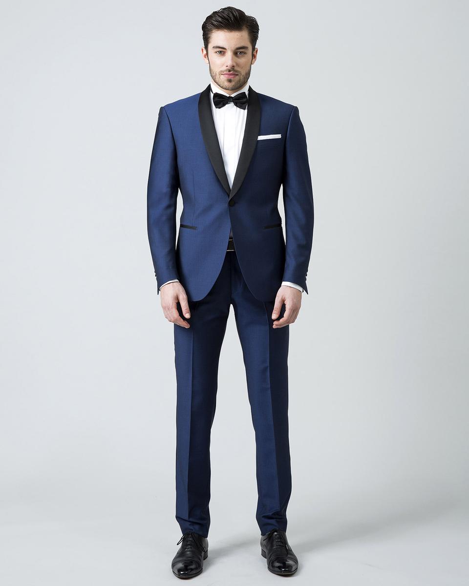 Super Costume noir mariage, nos conseils pour être classe TN03