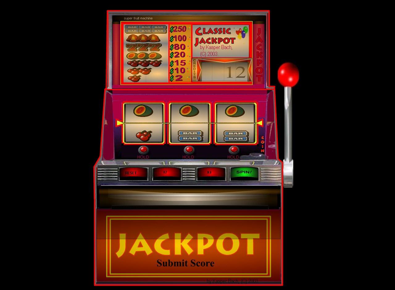 Machine a sous : un jeu qui n'a pas volé son nom